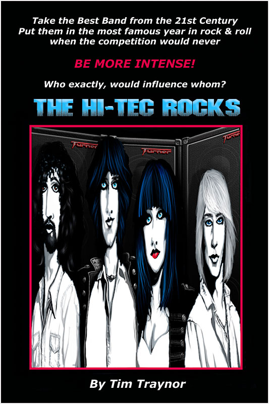 The Hi-Tec Rocks - The Hi-Tec Rocks
