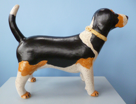 Hound Dog - Animal Figures