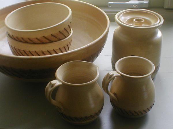 Old Pots - Archive Images