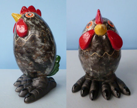 Rooster - Animal Figures