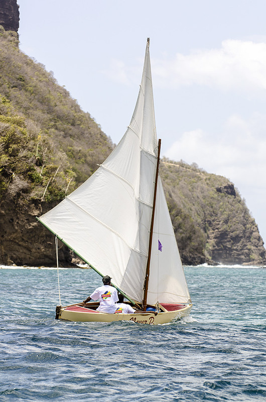 DSC_4847 - Saturdays racing - Local Double Enders - Bequia Easter Regatta 2016