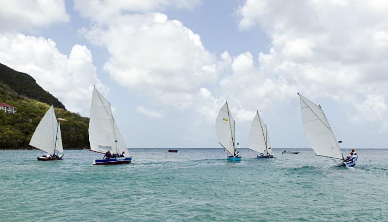 Bequia Easter Regatta_Heineken Challenge - Local Fishing Boatsgrw_8861 - Saturday - Heineken Challenge - Local Fishing Boats
