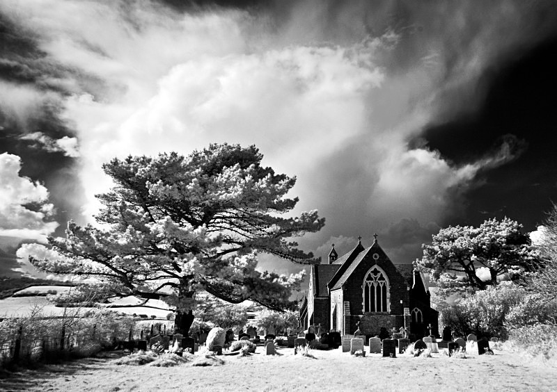 St Peters, Eype - Infrared