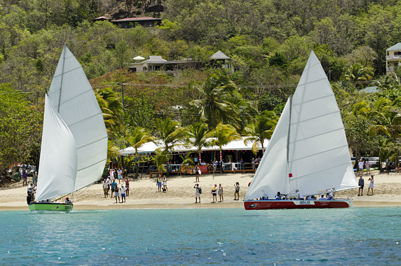 Bequia Easter Regatta_Heineken Challenge - Local Fishing Boatsgrw_8903 - Saturday - Heineken Challenge - Local Fishing Boats