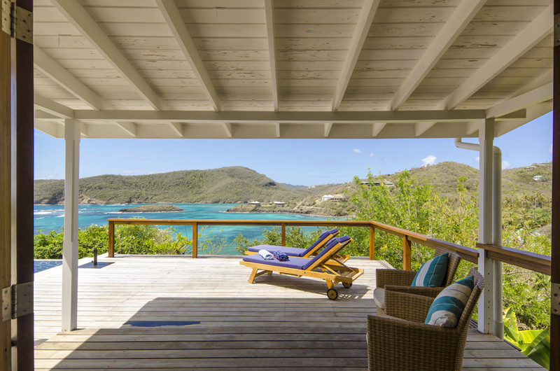 Crescent Beach Villa, Bequia, Room With A View