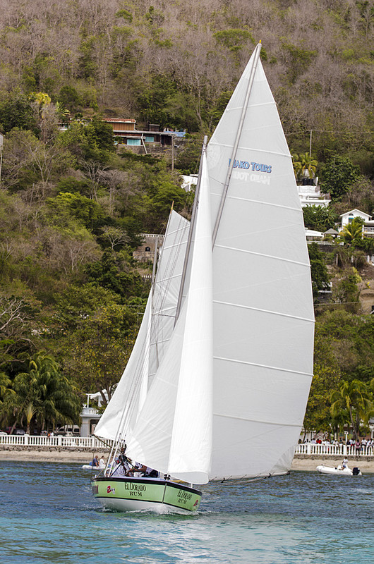 DSC_4582 - Fridays racing - Local Double Enders - Bequia Easter Regatta 2016