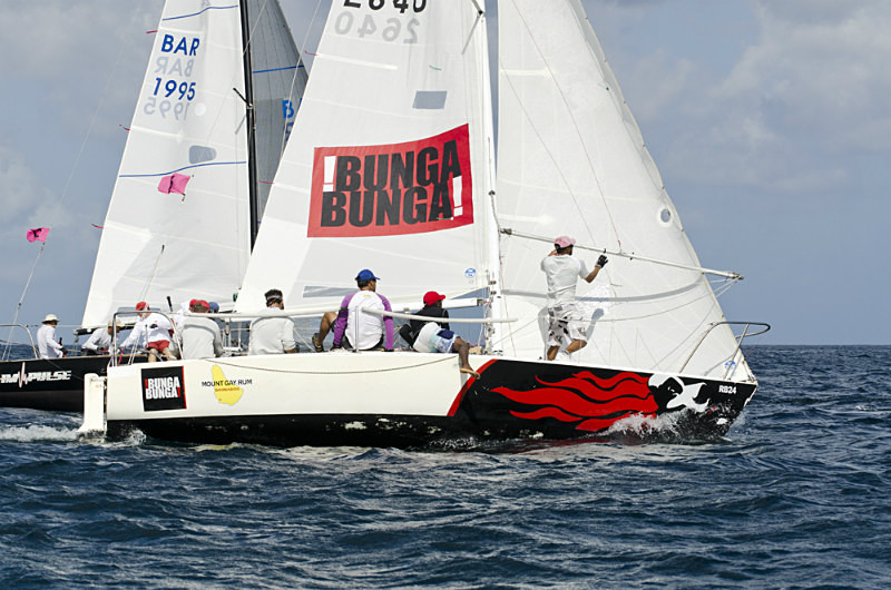 Bequia Easter Regatta_Sat am - Racing Surprise Crusing 1  2_GRW_8492 - Saturday Morning Racing - J24, Surprise, Racing, Crusing 1 & 2