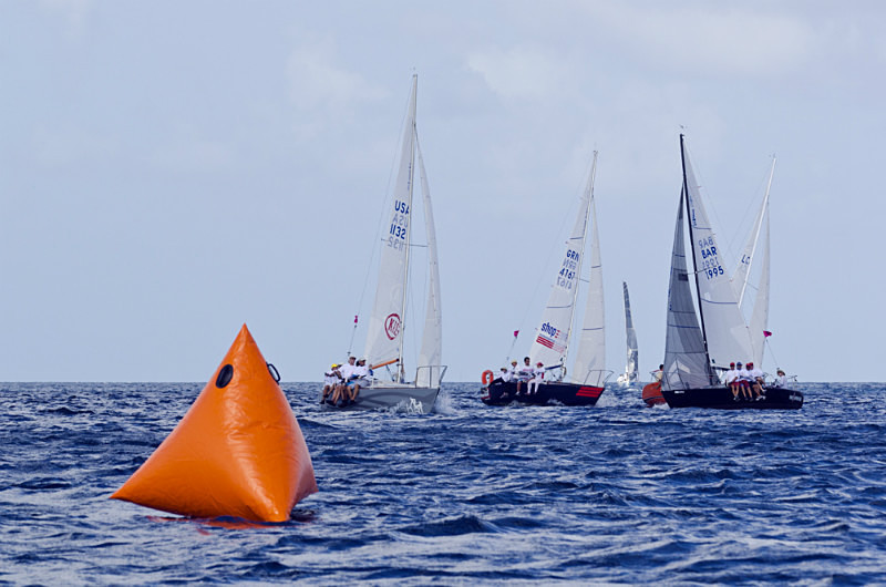 Bequia Easter Regatta_Sat am - Racing Surprise Crusing 1  2_GRW_8450 - Saturday Morning Racing - J24, Surprise, Racing, Crusing 1 & 2