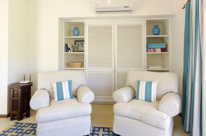 Crescent Beach Villa, Bequia, Master Suite