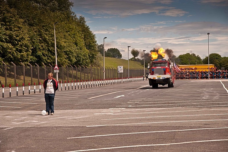 - Leyland/Daf Open Day