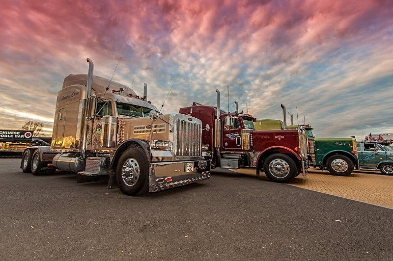 - Truckfest Peterborough