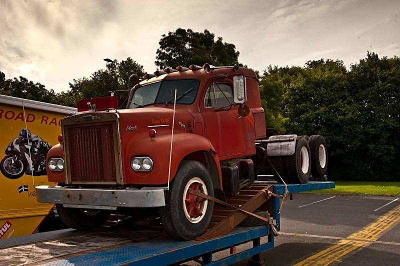 - American Road Show Leyland Lanc's