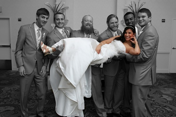- The Wedding Party