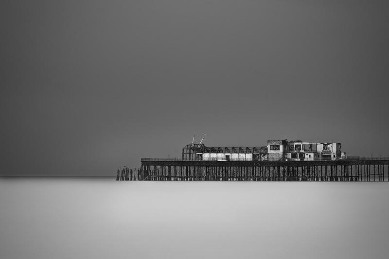 Hastings Pier - Between Land and Sea