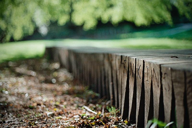Memorial II, Alexandra Park - The Memory of Trees