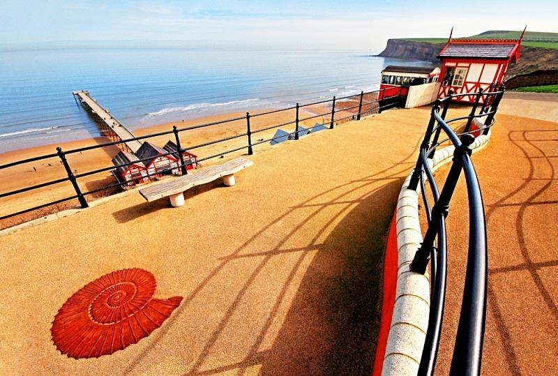 Shades of Saltburn - This is England - Coastal Towns and Villages