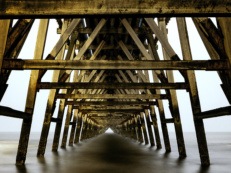 From Pier to Infinity - The Hartlepool Collection with guest photographer Trevor Camp
