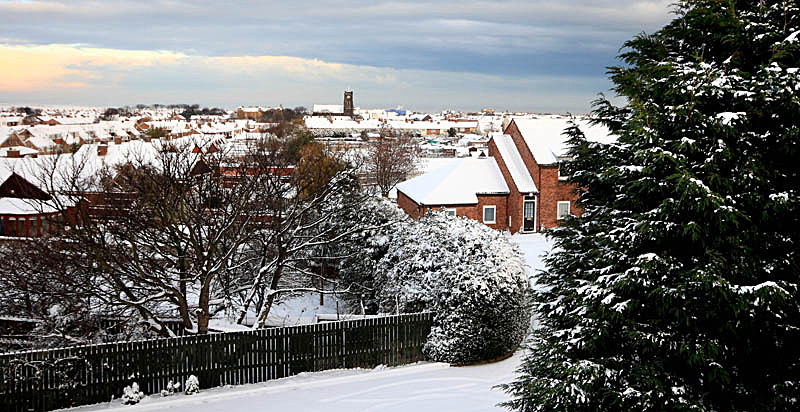 A Christmas Marske - This is England - Coastal Towns and Villages