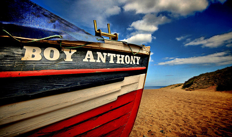 Boy Anthony - This is England - Coastal Towns and Villages