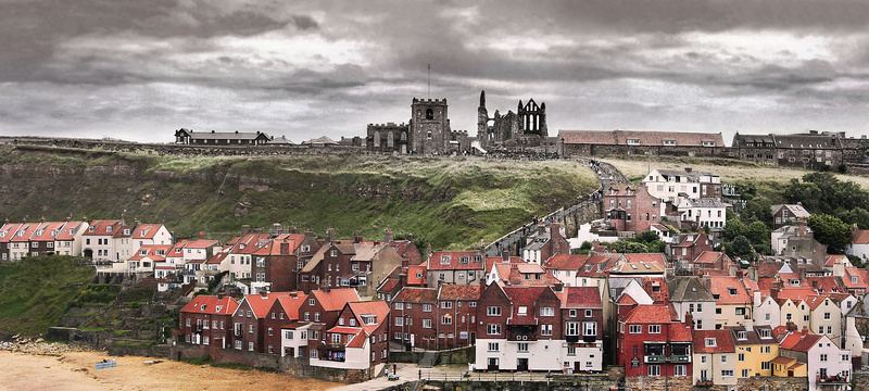 Whitby Vista - It's Not Just Black and White
