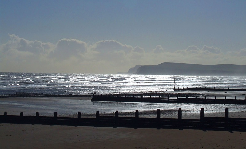 Redcar Blue - This is England - Coastal Towns and Villages