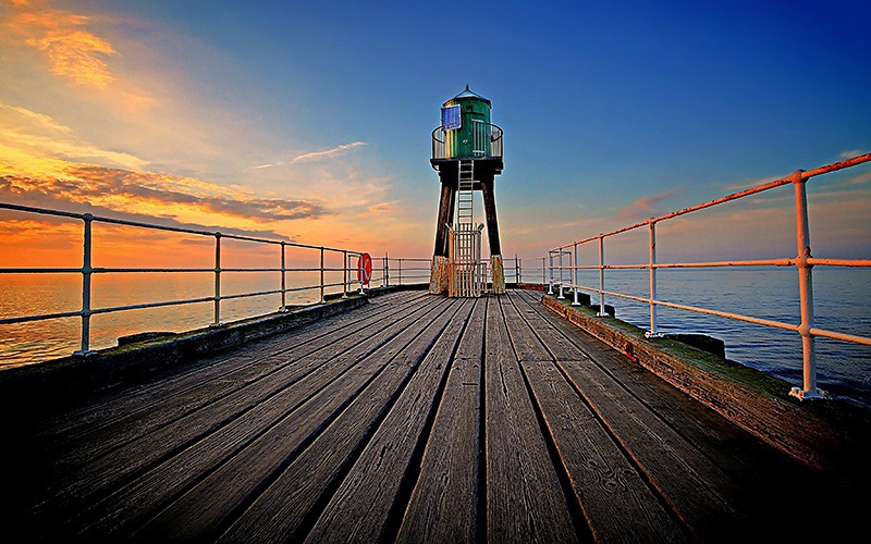 The Green Lantern - This is England - Coastal Towns and Villages