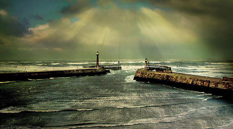 After the Storm - This is England - Coastal Towns and Villages