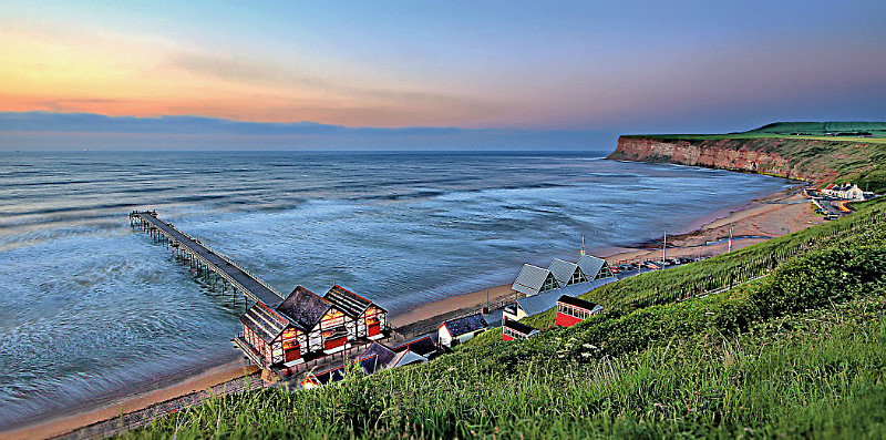 Night Moves - This is England - Coastal Towns and Villages
