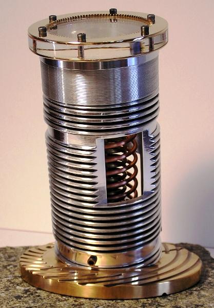 Helical Tower - Pedestal Sculptures