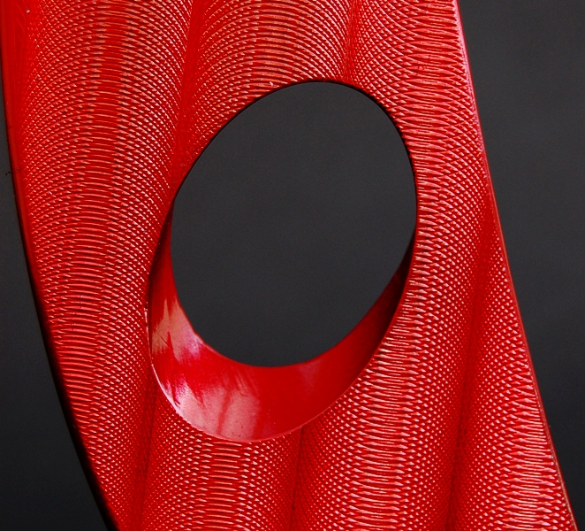 Red Bird Detail - Small Sculptures