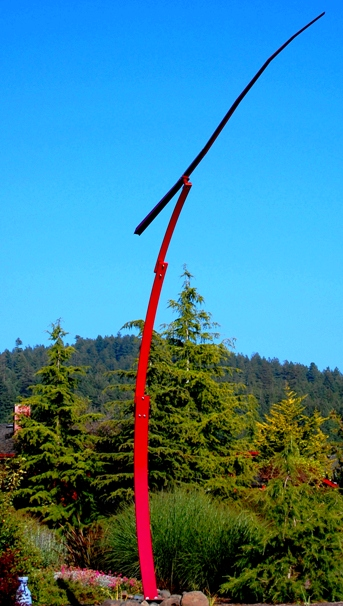 Wind Arcs - Public Sculptures
