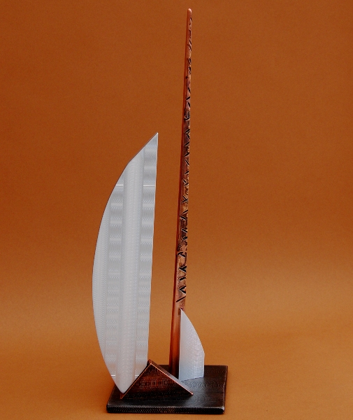 Monument Maquette - Small Sculptures