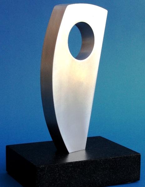 Blade II - Pedestal Sculptures