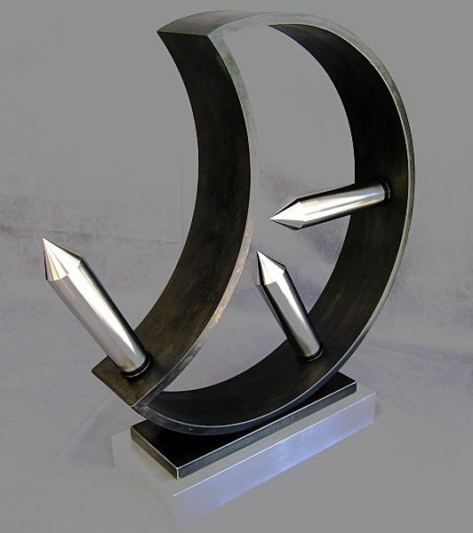 Attitude - Pedestal Sculptures