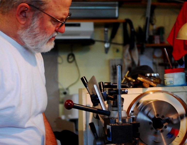 Lathe Work - Process
