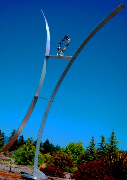 Wind Dancer - Public Sculptures