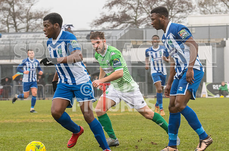 GFC v Thamesmead Town-18 - GUERNSEY FC v THAMESMEAD TOWN