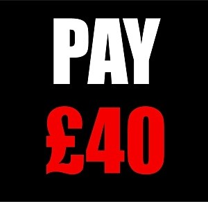PAY 40 - PAY BY PAYPAL