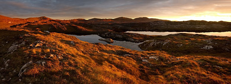 Loch a Gheoidh, Isle of Harris - UK Wide