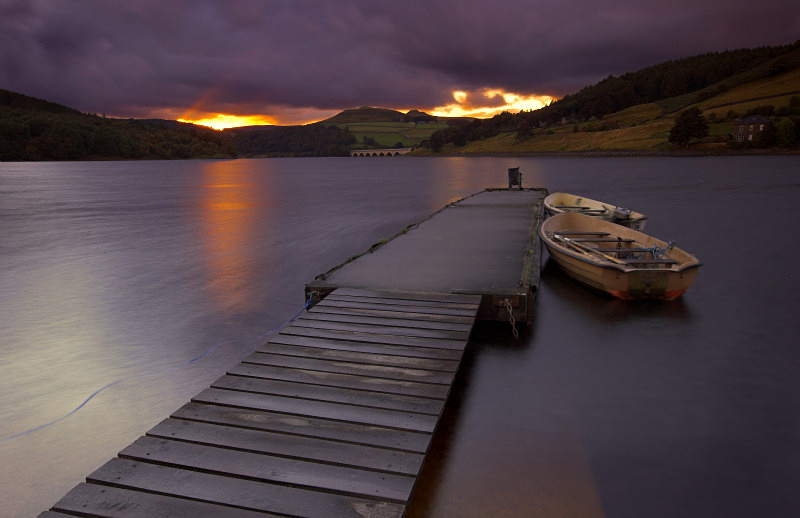 Ladybower Reservoir - Reservoirs, Rivers and Pools