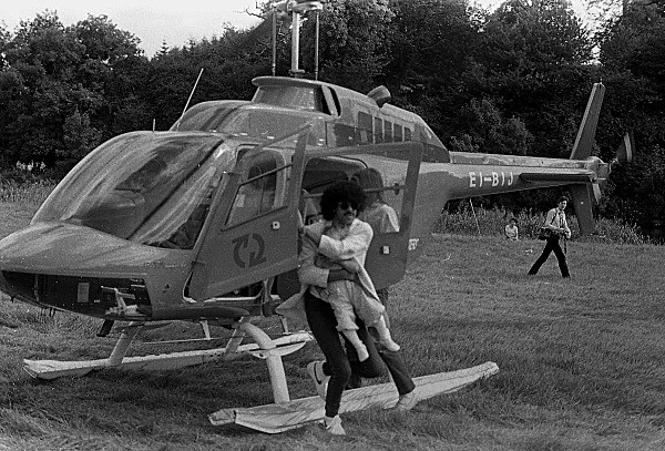 Slane81-001 - 1981 concert at Slane Castle