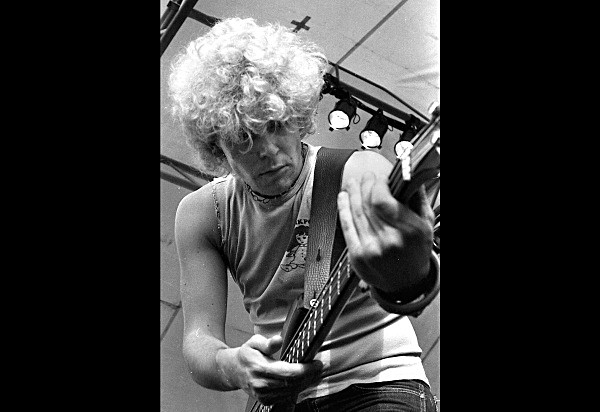 Adam Clayton, Slane 1981 - Music