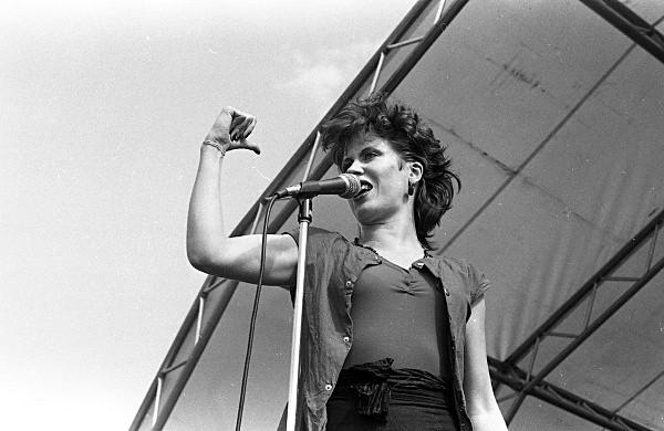 Slane81-039 - 1981 concert at Slane Castle