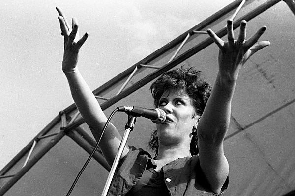 Hazel O'Connor Slane '81 - Music