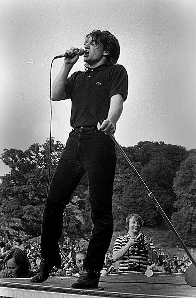 Slane81-018 - 1981 concert at Slane Castle