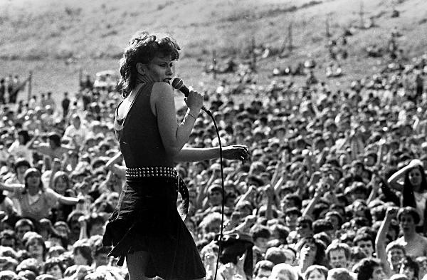 Slane81-057 - 1981 concert at Slane Castle