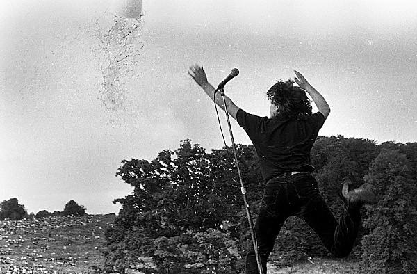 Slane81-019 - 1981 concert at Slane Castle
