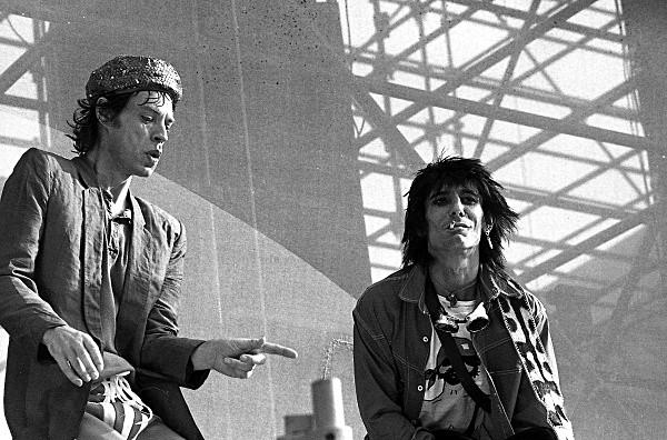 Rolling Stones Slane '82 - Music