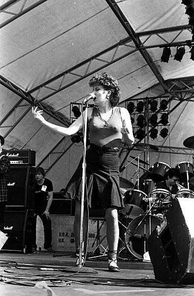 Slane81-026 - 1981 concert at Slane Castle