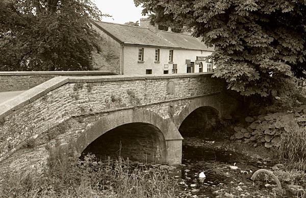 Termonfeckin Bridge in 1977 - Landscapes